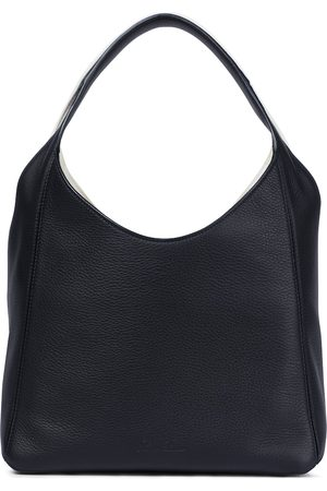 Loro Piana Leather shoulder bag