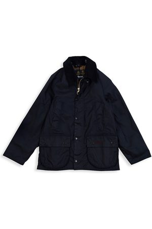 Barbour Boys Jackets - Little Boy's and Boy's Bedale Jacket - Navy - Size 8