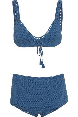 VALENTINO Crocheted bikini