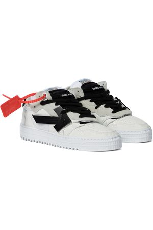 OFF-WHITE Women Sneakers - OFF-COURT 3.0 leather sneakers