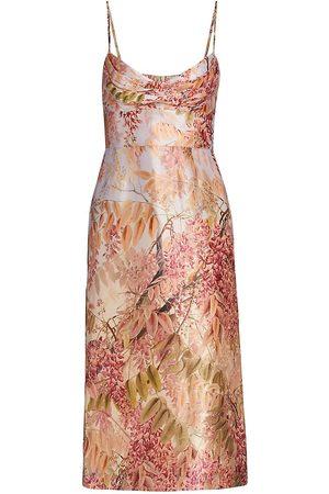 ZIMMERMANN Women Party Dresses - Wild Botanica Sheath Dress