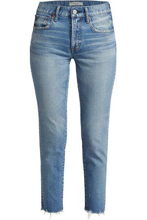 Moussy Women's Tyrone Skinny Jeans - Light - Size Denim: 31