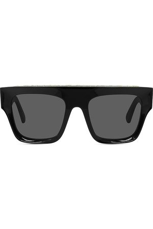 Stella McCartney Women's 54MM Embellished Square Sunglasses
