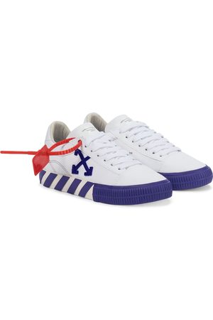 OFF-WHITE Women Sneakers - Low Vulcanized canvas sneakers