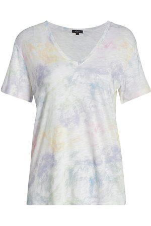 Rails Women's Cara Rainbow Tie-Dye T-Shirt - Rainbow Tie Dye - Size Medium