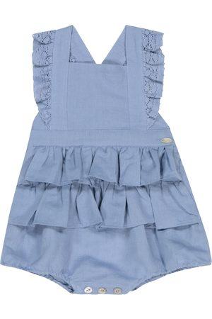 Tartine Et Chocolat Rompers - Baby cotton and linen onesie
