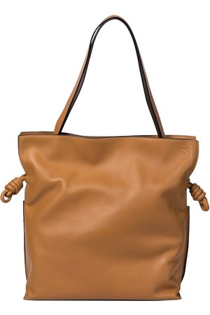 Loewe Flamenco Large leather shoulder bag