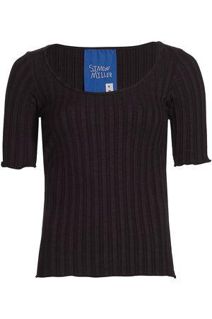 SIMON MILLER Women's Vista Ribbed Top - - Size Small