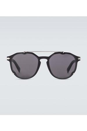 Dior DiorBlacksuitO RI acetate sunglasses