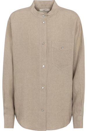 Isabel Marant Nauru linen shirt