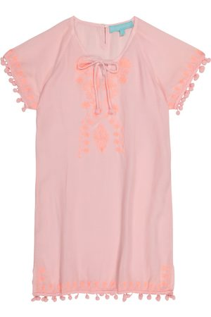 Melissa Odabash Baby Beach Dresses - Baby Sophia embroidered kaftan