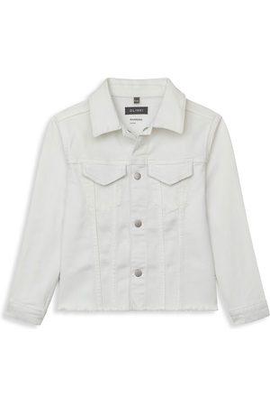 DL1961 Girls Denim Jackets - DL1961 Premium Denim Little Girl's & Girl's Manning Jacket - - Size 6
