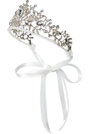 MONNALISA Andromeda crystal-embellished headband