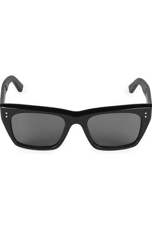 Céline Men Square - Men's 53MM Polarized Square Sunglasses