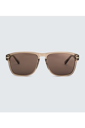 Gucci Men Square - Square-framed acetate sunglasses