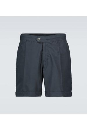 Brunello Cucinelli Men Swim Shorts - Tailored swim shorts
