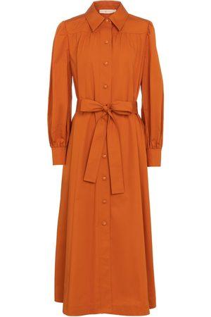 Tory Burch Women Casual Dresses - Cotton shirt dress