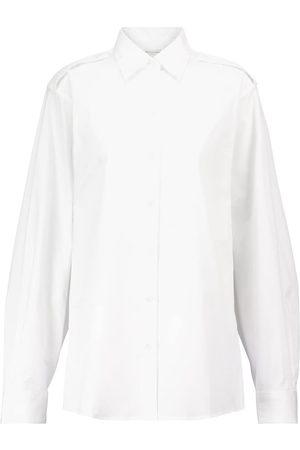 DRIES VAN NOTEN Women Long sleeves - Cotton shirt