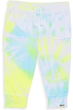 Worthy Threads Baby's & Little Kid's Tie-Dye Joggers - Multi - Size 5 (Child)