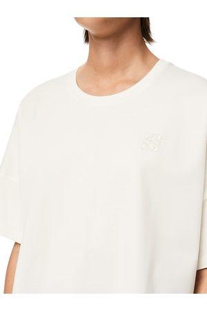 Loewe Women's Oversized Anagram Emblem T-Shirt - - Size XS