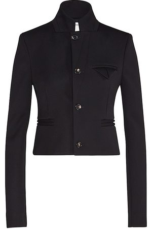 Bottega Veneta Women Jackets - Women's Double Cavalry Wool Jacket - - Size 0