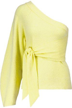 Nanushka Women Sweaters - Ceto cotton-blend terry sweater