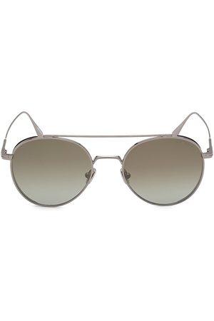 Tom Ford Women Aviators - Women's Declan 54MM Aviator Sunglasses - Grey