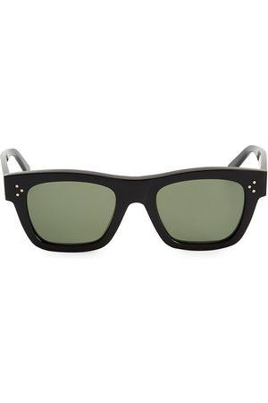 Céline Men's 51MM Square Sunglasses