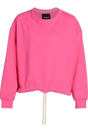 Le Superbe Women Hoodies - Women's The Champ Sweatshirt - Hot - Size Small