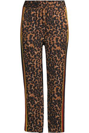 Kobi Halperin Women Pants - Women's Aria Printed Pants - Cobalt Multi - Size Large