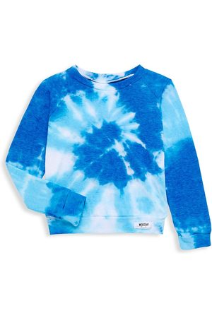 Worthy Threads Sweatshirts - Baby's & Little Kid's Raglan Tie-Dye Sweatshirt - - Size 5