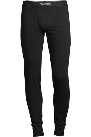 Tom Ford Men Socks - Men's Cotton Long Johns - - Size XXL