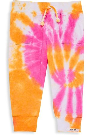 Worthy Threads Boys Neckties - Baby's & Little Kid's Tie-Dye Joggers - - Size 3 Months