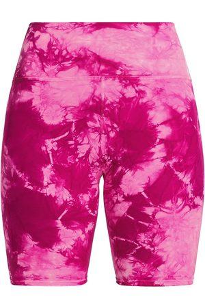 Electric & Rose Women's Cali Tie-Dye Biker Shorts - - Size Small