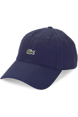 Lacoste Men's Little Croc Logo Baseball Cap - Marine