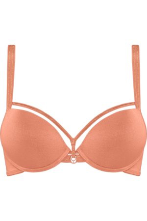 Marlies Dekkers Space odyssey push up bra | wired padded shimmering peach - 32D
