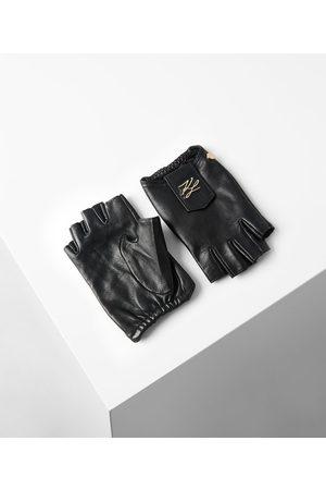 Karl Lagerfeld K/AUTOGRAPH GLOVES
