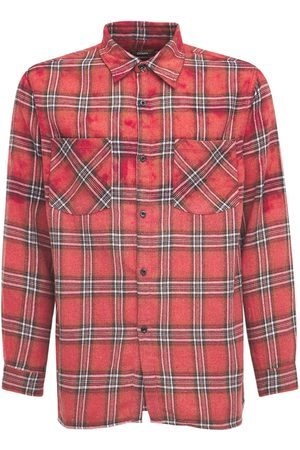 The Other Checkered Flannel Shirt