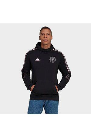 Adidas Team Men's adidas Inter Miami CF Travel Hoodie in / Size Small Fleece