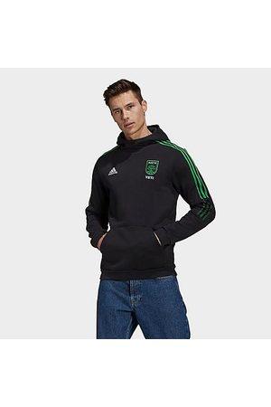Adidas Team Men's adidas Austin FC Travel Hoodie in / Size Small Fleece