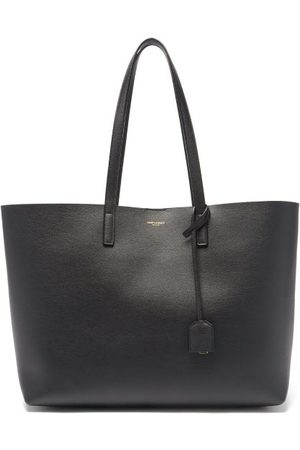 Saint Laurent Shopping Leather Tote Bag - Womens
