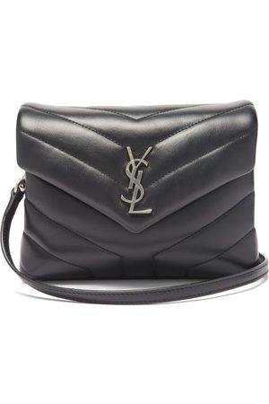 Saint Laurent Women Shoulder Bags - Loulou Toy Quilted Leather Shoulder Bag - Womens