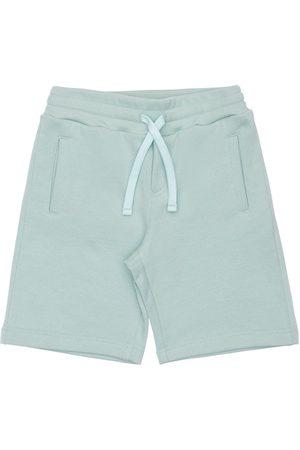 Dolce & Gabbana Cotton Sweat Shorts