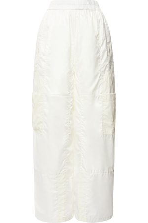 McQ Women Sweatpants - Fantasma Nylon Track Pants
