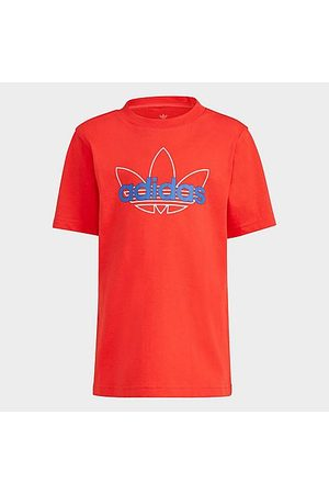 adidas Girls T-shirts - Kids' Toddler Originals Sport Collection Graphic T-Shirt