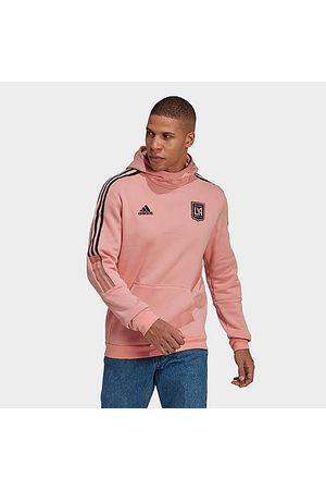 Adidas Team Men's adidas LAFC Travel Hoodie in /