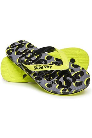 Superdry Women Flip Flops - All Over Print Flip Flops