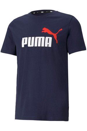 PUMA Essential+ Logo L Peacoat