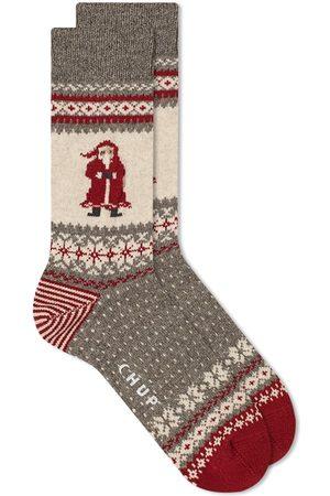 Glen Clyde Company Men Socks - Chup Santa Sock