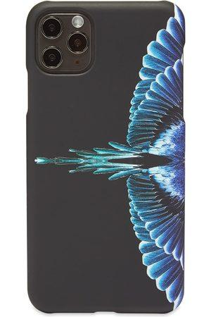 MARCELO BURLON Men Phones Cases - Classic Wings iPhone 11 Pro Max Case